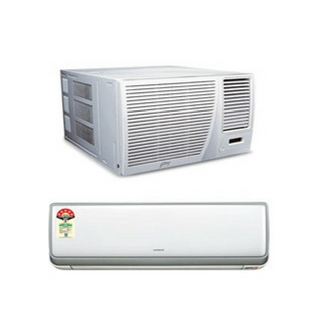 AC on Rent