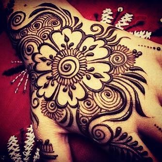 Mehandi Artist